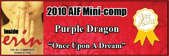 2010 AIF Mini-comp Winner