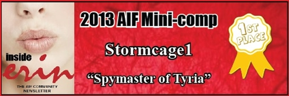 2013 AIF Mini-comp Award