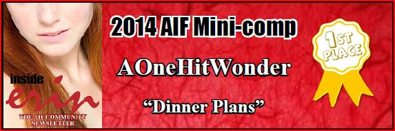 2014 AIF Mini-comp winner